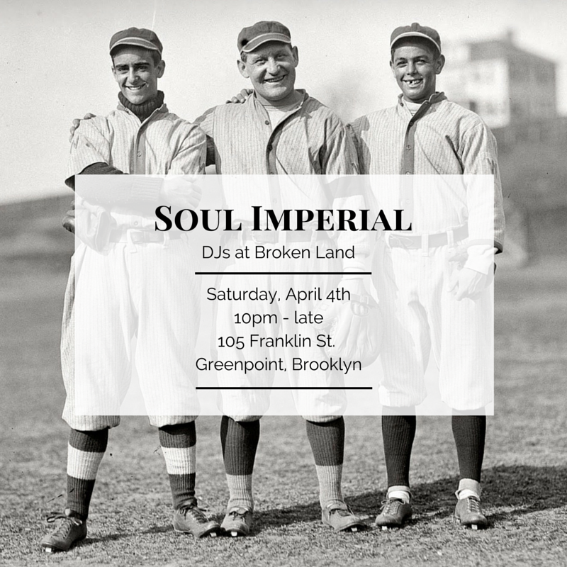 Soul Imperial Broken Land March 7th