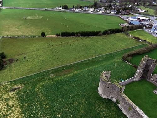 ireland kite west castle photography group aerial trust kap archaeological connacht lothian roscommon