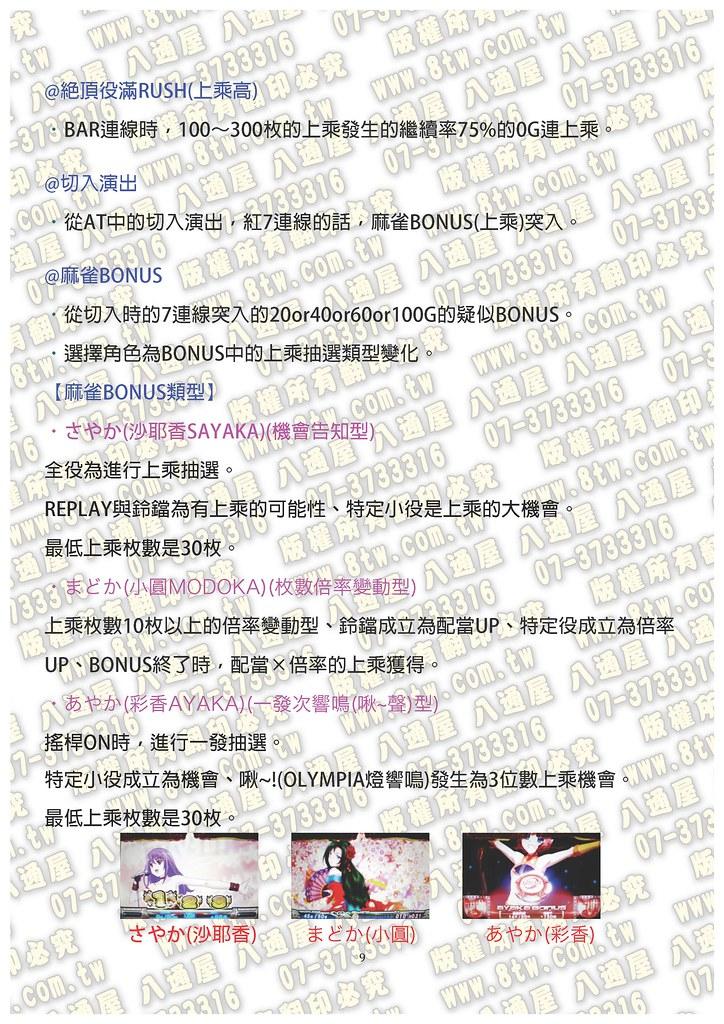 S0256麻雀物語3~役滿亂舞之究極大戰 中文版攻略_頁面_10
