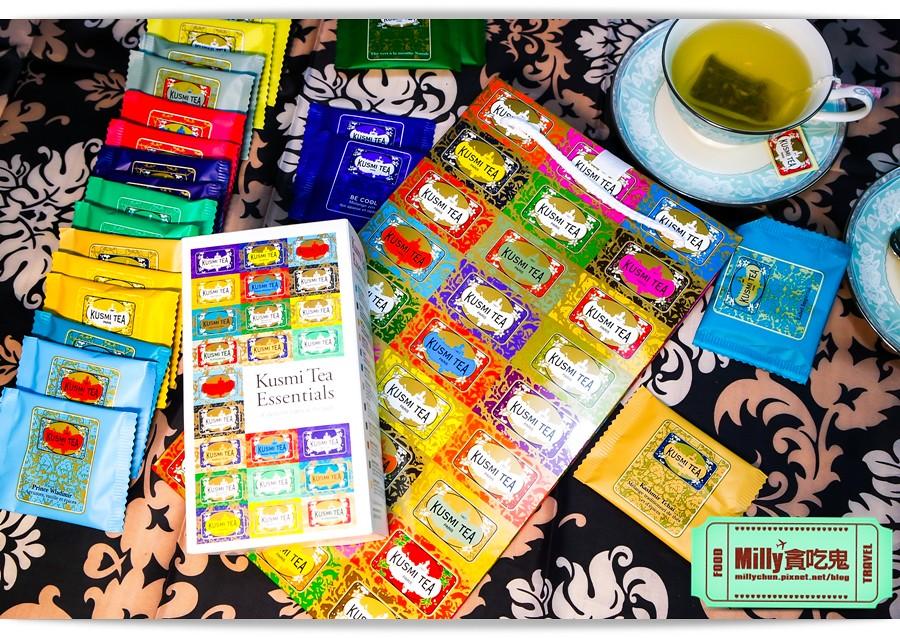 KUSMI TEA 特選暢銷風味茶包組0001