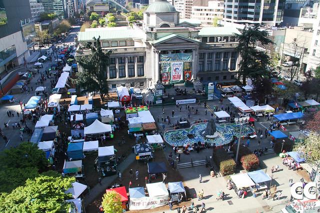 4/20 Vancouver 2015 - by Jeremiah Vandermeer