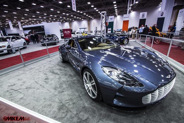 2015 Dallas Auto Show
