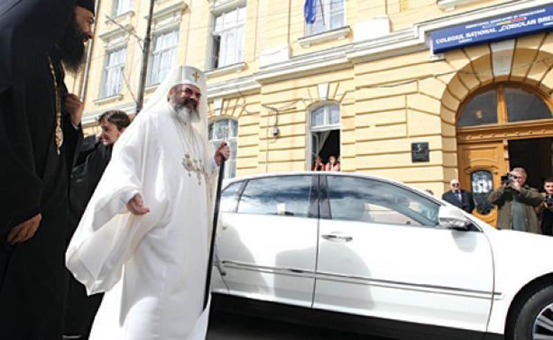 Patriarhul Daniel Phaeton