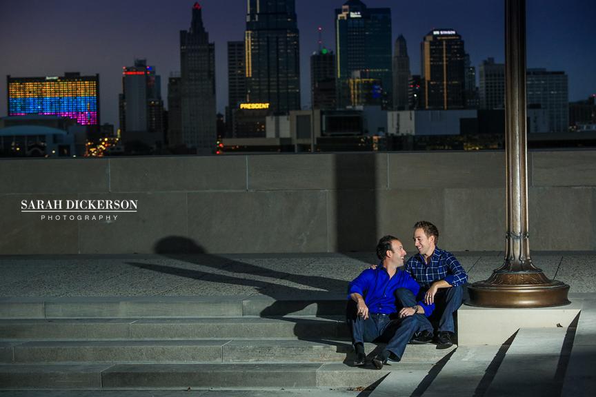 Kansas City engagement photography