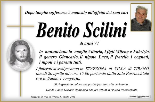 Scilini Benito