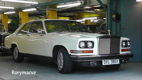1982 Rolls Royce Camargue