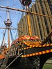 Golden Hinde, Sir Francis Drake's ship