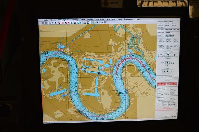 HMS Duncan (23)  @ West India Dock 21-05-16