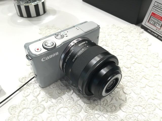EF-M 28mm F3.5 Macro IS STM 開発版 タッチアンドトライ