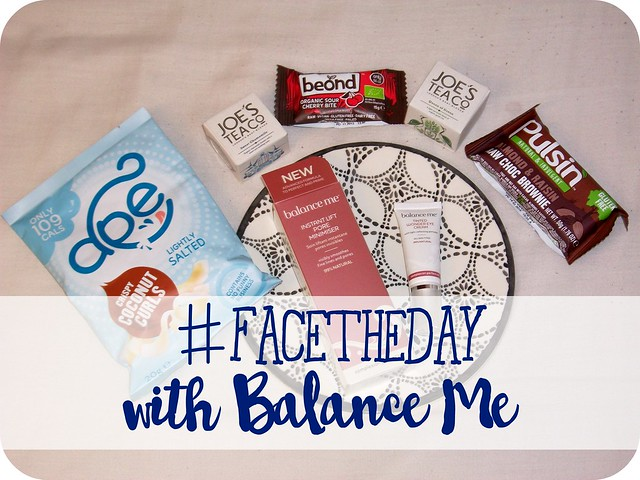 #FaceTheDay with Balance Me