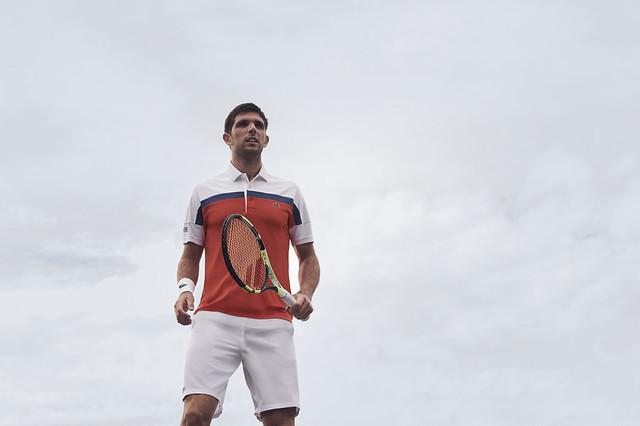 Federico Delbonis Roland Garros 2016 outfit
