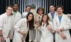 Human Anatomy and Physiology Interactive (HAPI) lab team