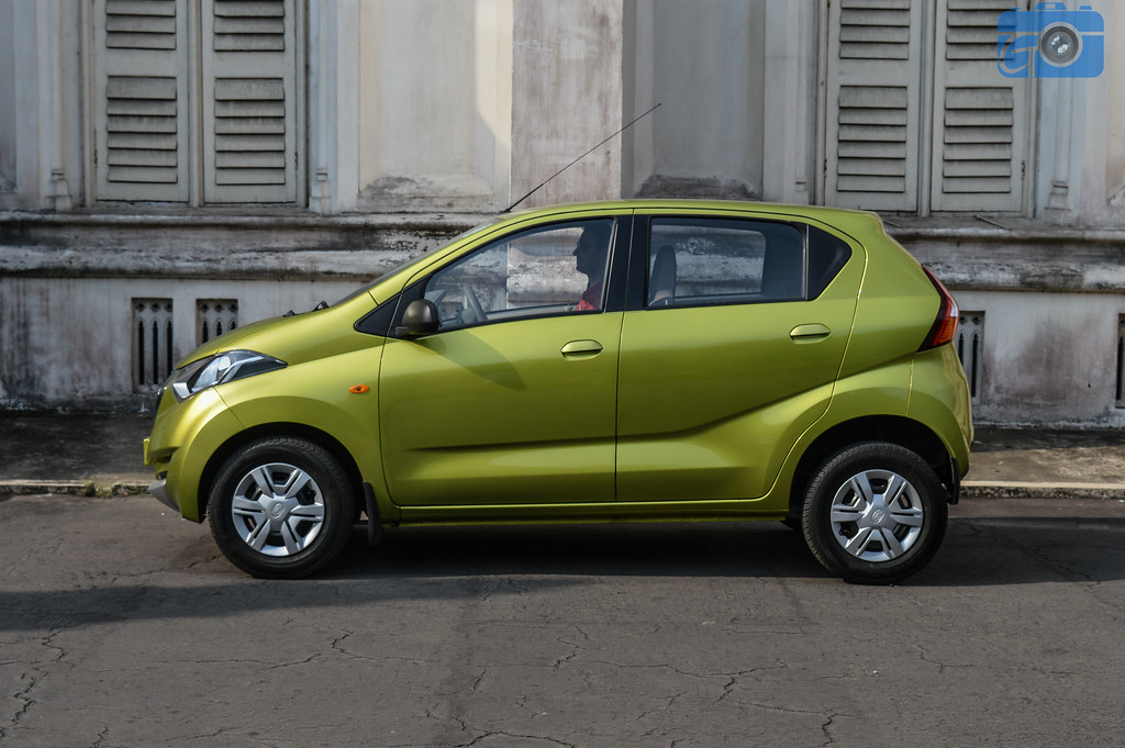 Datsun RediGo Drive Review 30