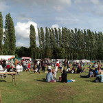 Sunshine continues into the final evening at Readipop Festival 2016
