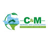 c&m logo design