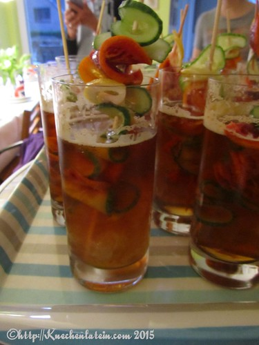 ©Pimm's Classic - English Cooking Event