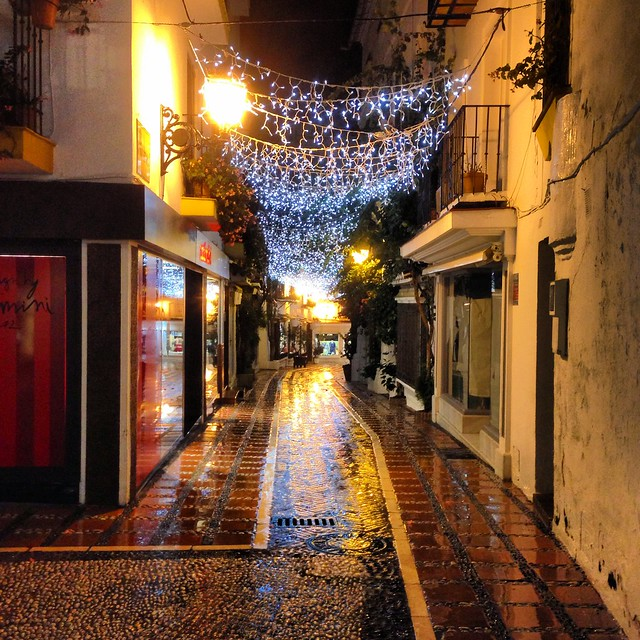 get lost in the marvels of Old Quarter Marbella