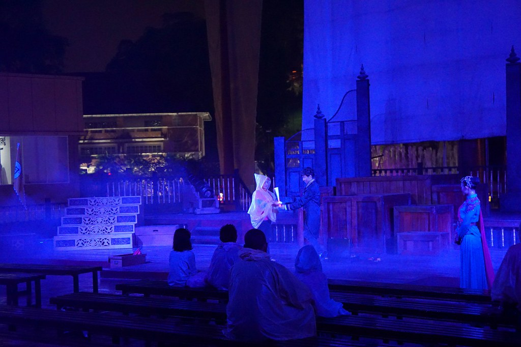 The Melaka Cultural Performance Show @ Melaka Alive, Dataran Pahlawan -007
