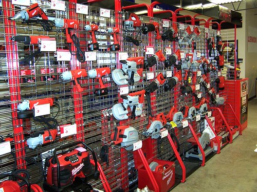 Its Milwaukee Industrial Tool business grew 22.2% globally