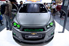 Chevrolet Sonic at the 36th Bangkok International Motor Show