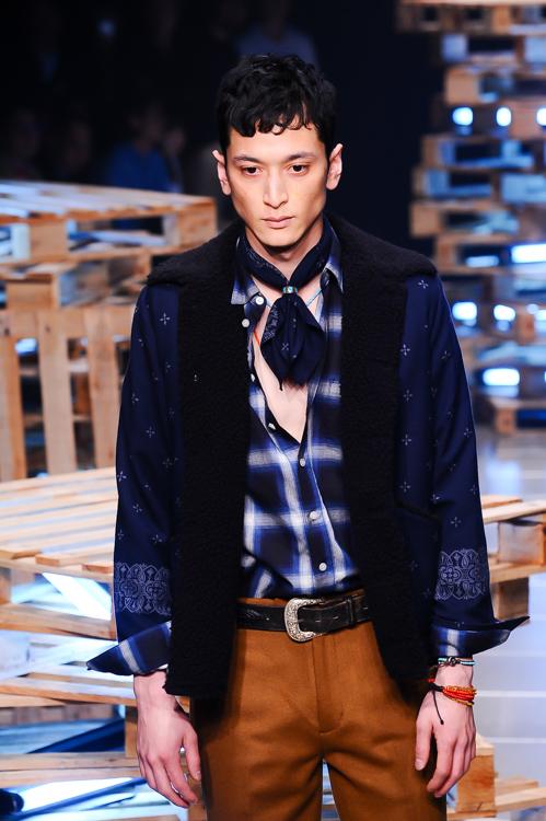 FW15 Tokyo DISCOVERED044_Hideki Asahina(Fashion Press)