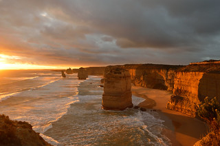 Tewlve apostles, Port campbell national park, Victoria