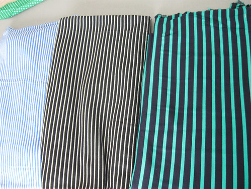 trio of stripes