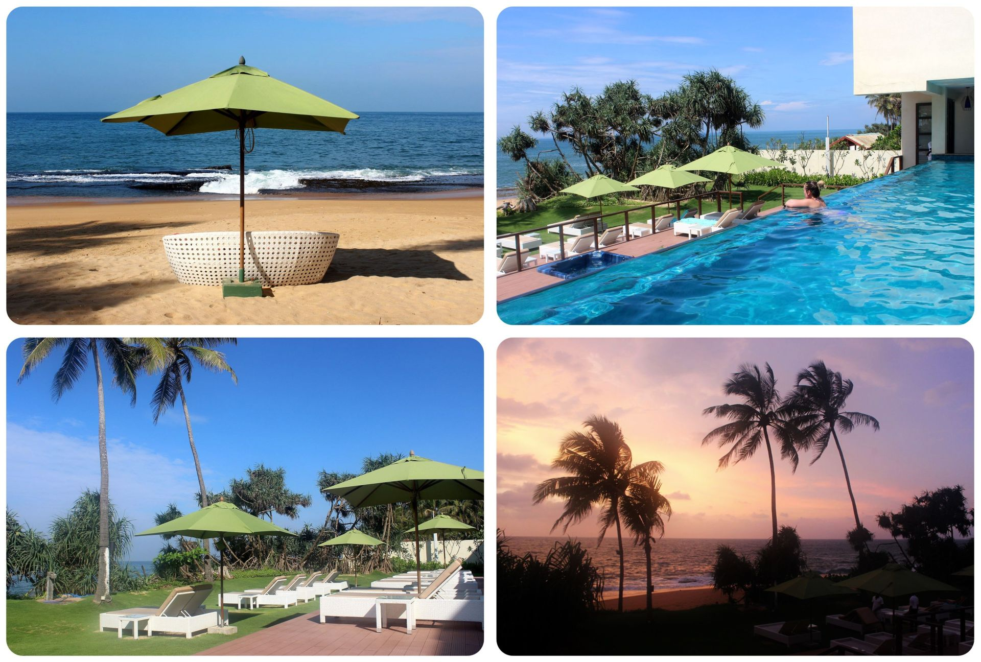 Sri Lanka Reefs Edge Hotel