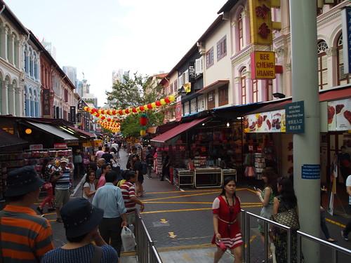 P4178967 シンガポール チャイナタウン singapore Chinatown