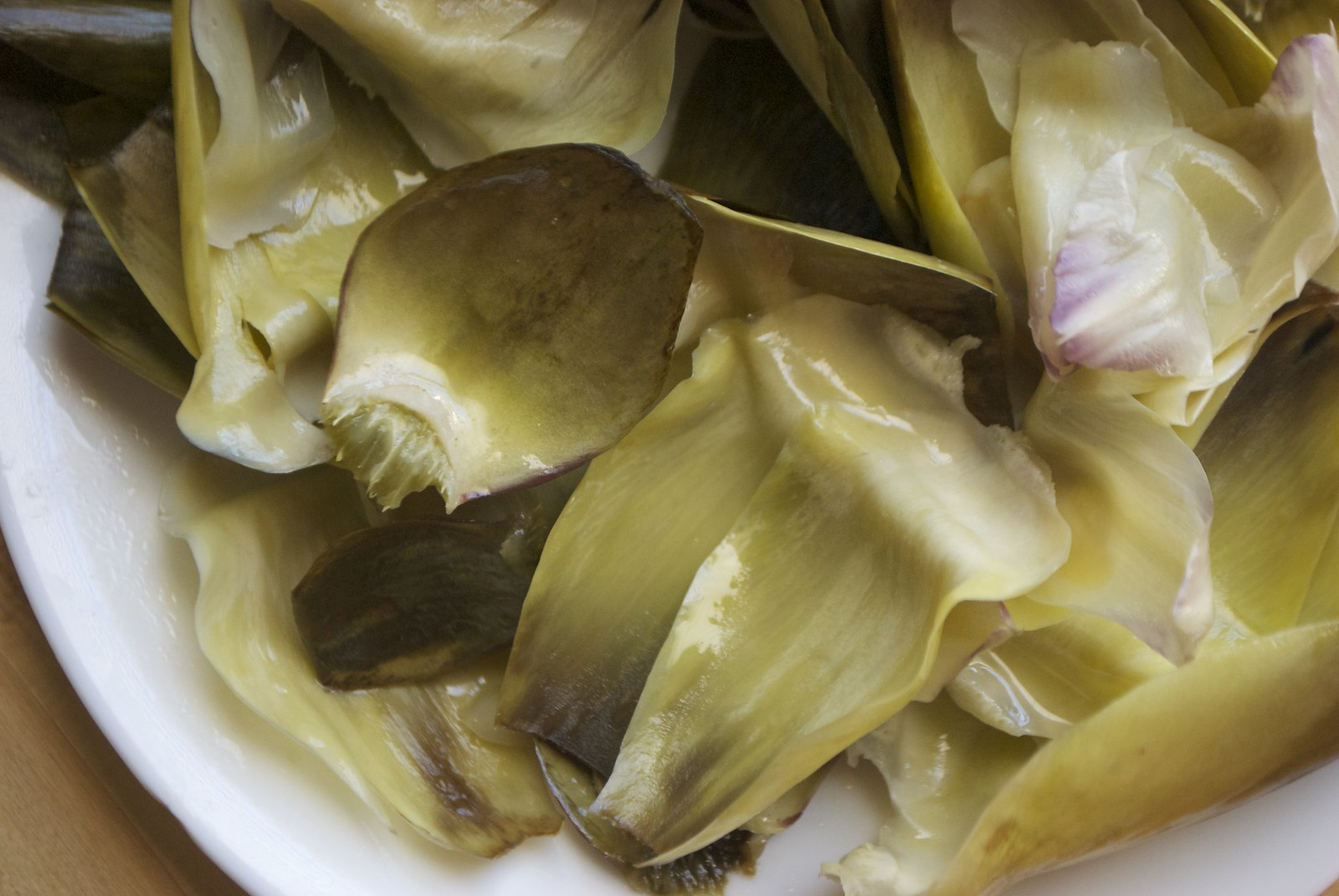 How to Roast Artichokes