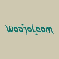 sexy woman ambigram wodjol