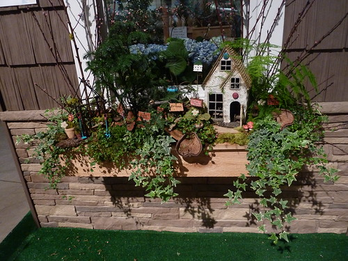 Chicago, Navy Pier, Garden Show, Window Box Competition