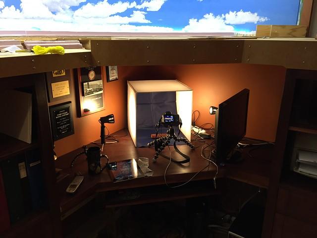 New photo studio