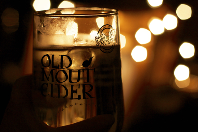 Old Mout Cider at The Acoustic Folk Highway - The Harrison, London