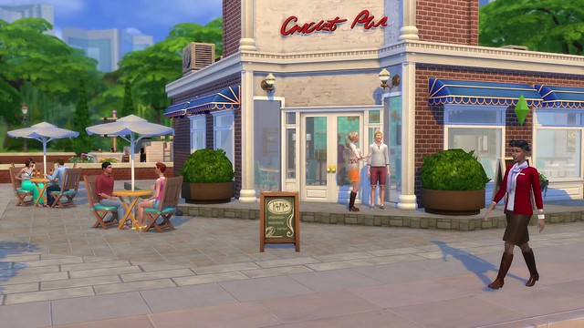 The Sims 4 Get to Work- Official Retail Gameplay Trailer 0332