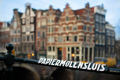 Amsterdam Bokeh