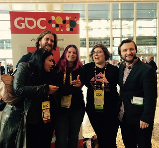 GDC 2015 VICE group photo
