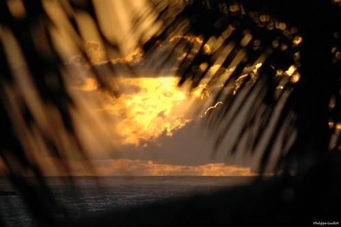 sunrise soleil maurice mauritius aurore aube bluebay