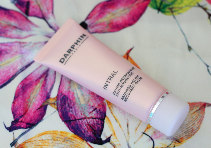 review: Darphin skincare intral redness relief recovery balm