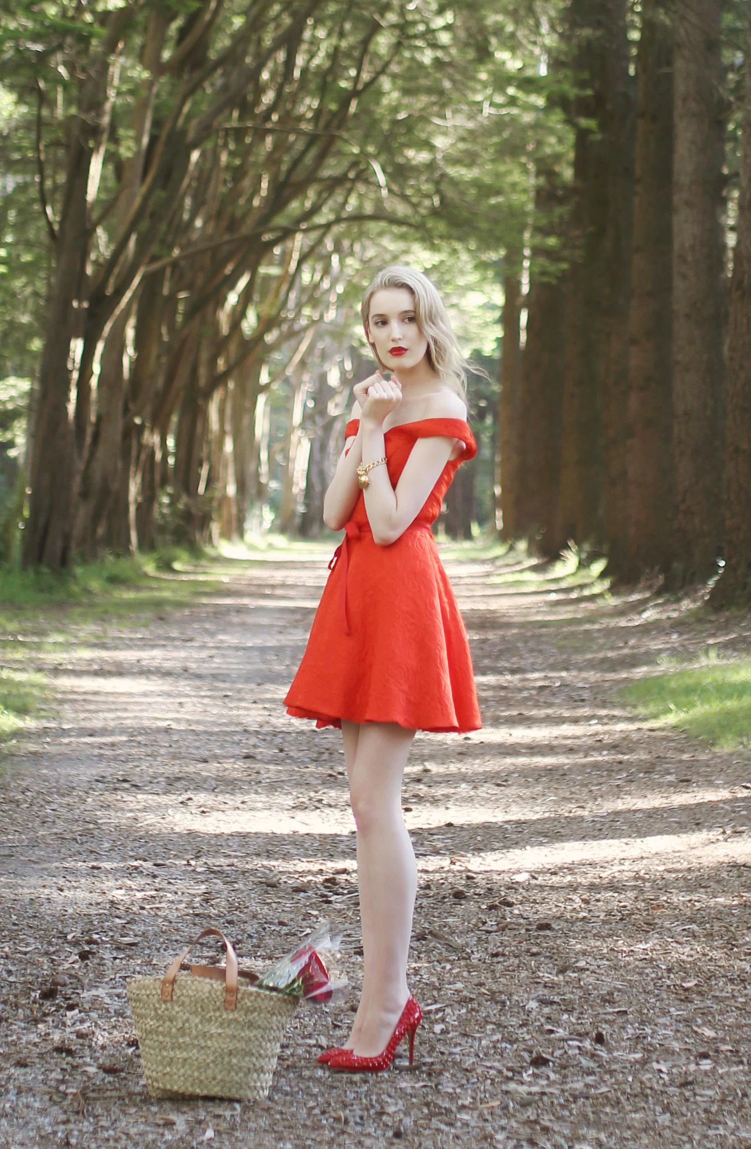 Fairytale Fashion Editorial
