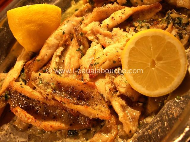 Filets de Perche Meunière © Ana Luthi Tous droits réservés