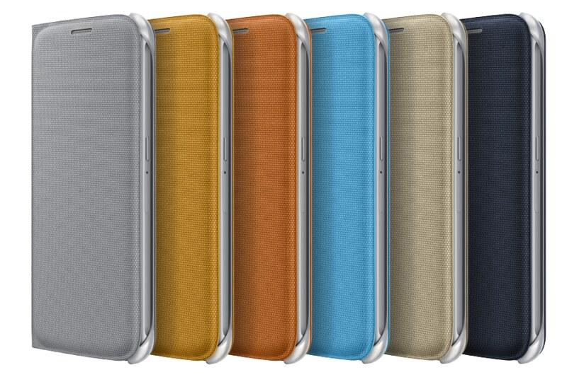 Samsung Galaxy S6 4G+ - Flip Wallet