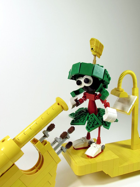 Marvin the Martian 2015 MOCathalon