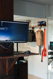 My minimal workspace