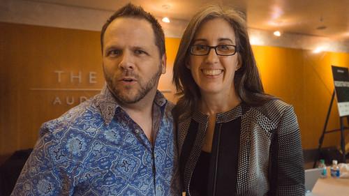 Jen Simmons & Derek Featherstone at #AEASEA Day II