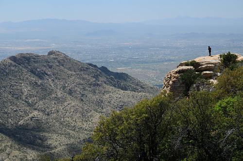 arizona usa mountains landscape catalina view berge landschaft