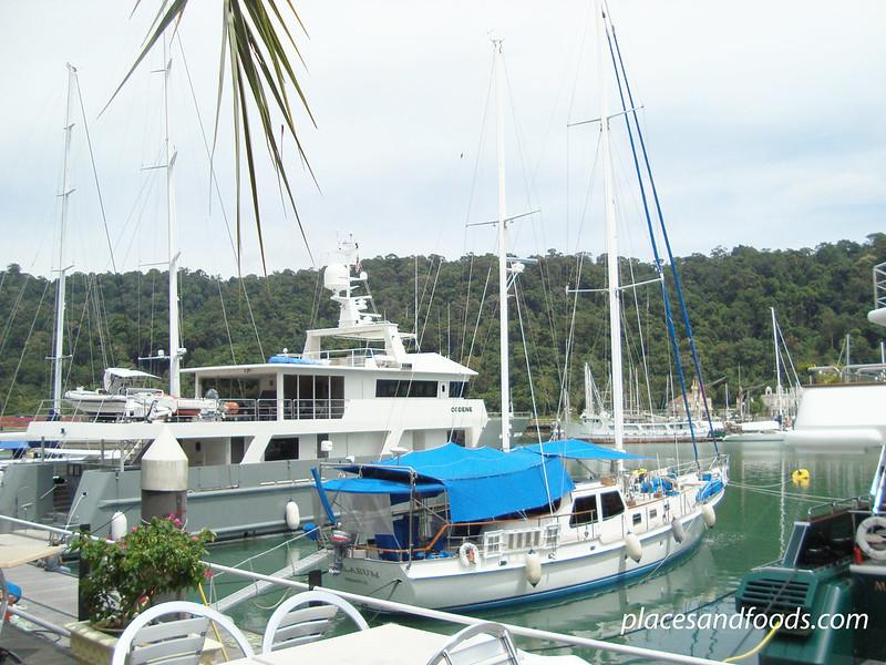 langkawi harbour park