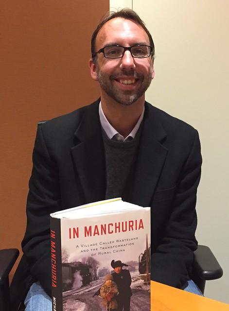 Michael Meyer talks Beijing, Manchuria, Singapore, and Minnesota