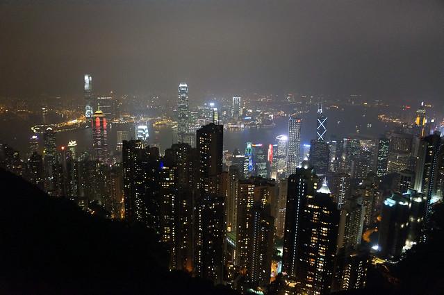 The Peak (山顶) Hong Kong