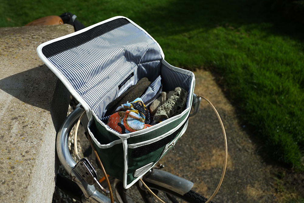 Goodordering Handlebar Bag